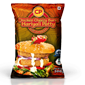 Chicken Cheezy Burst Hariyali Patty