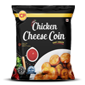 Chicken Chilli Cheese Coin